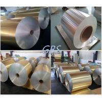 China Hydrophilic Aluminium Foil  Corrosion Resistance For Radiating Fins on sale