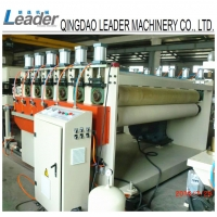 Wholesale with UV protection Multiwall PC hollow roofing sheets panel extrusion making machine from china suppliers