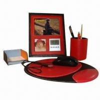 Wholesale Business Gift Set, Made of PU Leather from china suppliers