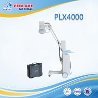 Wholesale Digitalized X ray equipment PLX4000 with FPD from china suppliers