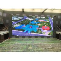 Wholesale 6m x 4m Electronic Advertising LED Screens Water Proof Outdoor TV Screen 1R1G1B P8 / P10 from china suppliers