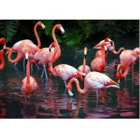 Wholesale PET 50*70cm 3D Lenticular Pictures , Custom 3d Lenticular Photo With Frame from china suppliers