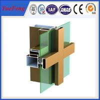 China Good Quality Aluminum Frame to Make Doors and Windows from China Factory on sale