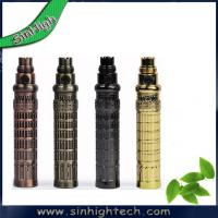 Wholesale Etched Pattern Ego 1100mah Battery with CE and RoHS from china suppliers
