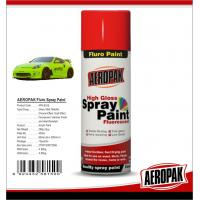 Wholesale Colorful Aerosol Spray Paint 5 Minutes Surface Dry Time For Wood / Metal from china suppliers