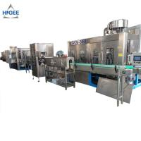 Wholesale Industrial Water Bottling Equipment / Mineral Water Machine 24 Filling Head from china suppliers