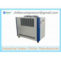 Wholesale Professional China Manufacturer Glycol Air Cooled Chiller Cooling System with water pump from china suppliers