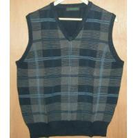 Wholesale Ment′s Knitted Sweater, Vest (SFY-A037) from china suppliers