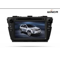 Wholesale Built In Kia Sorento Sat Nav Unit , 7 Inch Screen Kia Sorento Gps Navigation from china suppliers