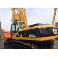 Wholesale New arrival secondhand excavator CAT 320CL 21 ton & 1m3 excellent condition crawler excavator from china suppliers