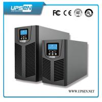 Wholesale 24VDC to 220VAC Uninterrupted Power Supply , Solar Online UPS Power with PV Input from china suppliers