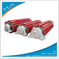 Wholesale Self- cleaning steel wing pulley with material handing parts conveyor from china suppliers