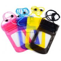 Wholesale 0.3mm Vinyl Small Waterproof Case Light Weight With High Frequency Welded Technics from china suppliers