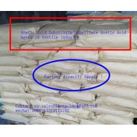 Wholesale A new bioacid that replaces glacial acetic acid/a new substitute chemical for printing and dyeing auxiliary from china suppliers