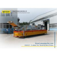 Wholesale High Efficient Electric Material Handling Cart / Load Transfer Trolley from china suppliers