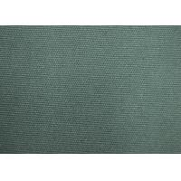 Wholesale Anti - Static100 Cotton Fabric / Green Color Fabric With Reactive Dye from china suppliers