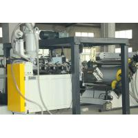Wholesale High Efficiency PC PMMA Solid Sheet Extrusion Line Extrusion Machine from china suppliers
