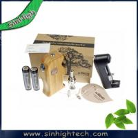 Wholesale New Arrival K600 Kit Made of Real Wood Big Vape Electronic Cigarette from china suppliers