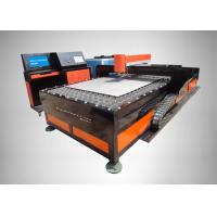 Wholesale Flat Bed YAG Laser Cutting Machine With Germany Technology / Metal Laser Cutter from china suppliers