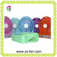 Wholesale Hot plastic portable mini usb led fan with high quality from china suppliers