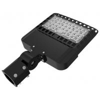 China 100W Outdoor LED Parking Lot Lighting 3 Years Or 5 Years 130 Lm Per Watt For Roadway on sale