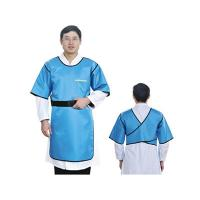 Wholesale Single Layer X-ray Lead Aprons for CT Scanning rooms , Medical diagnostic room from china suppliers