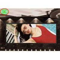 Wholesale Custom Flexible Stage Indoor Led Display Board P3 Curved / Straight For Advertising from china suppliers