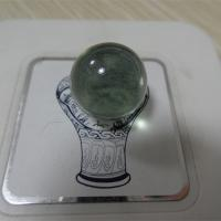 Wholesale 6mm 8mm Transparent glass beads for wine bottle caps and  bearings from china suppliers