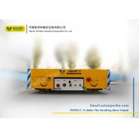 Quality Motor Driven Interbay Vehicle Warehouse Factory Apply Steerable Bogie for sale