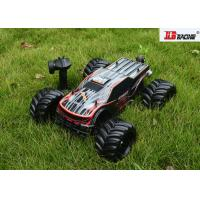 2 Channel 4WD 1/10 Scale Electric RC Cars Brushless Metal Chassis