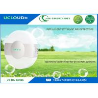 Buy cheap Low Noise PM2.5 Air Quality Detector Smart Air Quality Monitor With LED Display from wholesalers