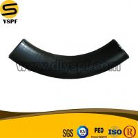 China ASTM A234 WPB ASTM A420 WPL6 Carbon Steel Butt Welding Carbon Steel Pipe  Fitting 90 Degree Pipe Bend on sale