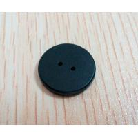 Quality Round two holes Laundry Tag, UHF Gen2 Laundry Tag, RFID Washing tag, High temperature for sale