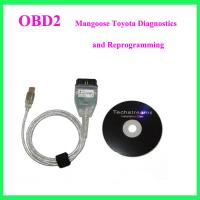 Wholesale Mangoose Toyota Diagnostics and Reprogramming Interface With Completely New Chip from china suppliers