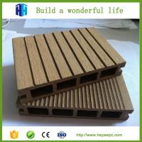 Wholesale HEYA exterior wood plastic composite wpc tiles outdoor south africa from china suppliers