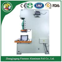 China china top sell aluminium foil packaging containers  making machine on sale