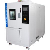 Wholesale -60~+150℃ Fast Temperature Cycling Programmable Rapid Change Rate Temperature Test Chamber from china suppliers