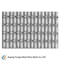 Wholesale Stainless Steel Cable Mesh Cable pitch: 40mm Cable diameter: 3mm x 1. from china suppliers