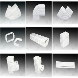 China PVC Gutter System on sale