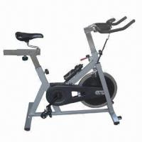 China Body fit exercise bike, double direction with emergency brake on sale