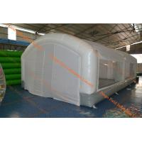 Wholesale Portable Inflatable Car Paint Spray Booth White Large Benliner Booth from china suppliers