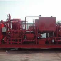 Buy cheap oilfield 350, 400, 700 type cementing skid from Wholesalers