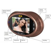 "Wholesale WIFI Digital Wireless Video Doorphone , 3.5"" Inch Screen from china suppliers"