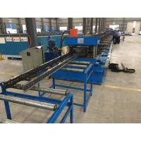 Wholesale Steel Channel Ladder Cable Tray Making Cold Roll Forming Machine 10 - 12 m / min from china suppliers