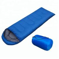 Wholesale Factory price homeless cheapest survival winter sleeping bag with hat from china suppliers