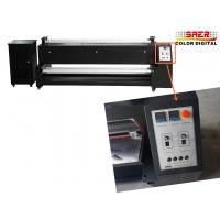 China Dye Sublimation Textile Machine Printing Dryer Color Fixation No Fade on sale