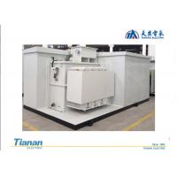 Wholesale 1600kva Prefabricated High Voltage Substation For Wind Power Generation from china suppliers