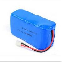 Quality 11.1v 12V 8800mAh li-ion rechargeable battery pack for sale
