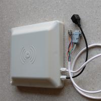 Wholesale 8dbi Antenna UHF RFID Integrated Reader , Access Control Long Distance Rfid Reader from china suppliers