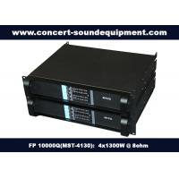 Wholesale 4 Channel Switch Mode Amplifier 4x1300W FP 10000Q Fixed with NOVER Power Capacitors from china suppliers